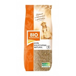 Rýže kulatozrnná natural 25 kg BIOHARMONIE
