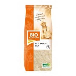 Rýže basmati bílá 25 g BIOHARMONIE
