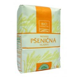 Pšeničná mouka bílá hladká 25 kg BIOHARMONIE