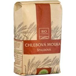 Špaldová mouka chlebová 25 kg BIOHARMONIE