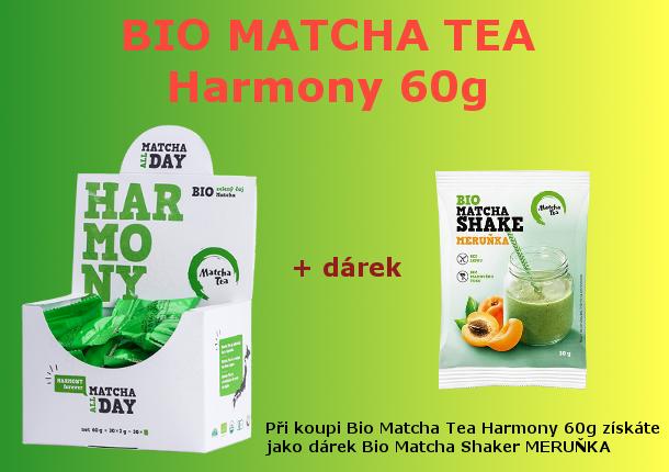 Matcha Tea + shaker MERUŇKA